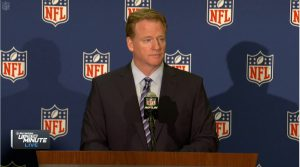 Roger Goodell Talks Vegas Move
